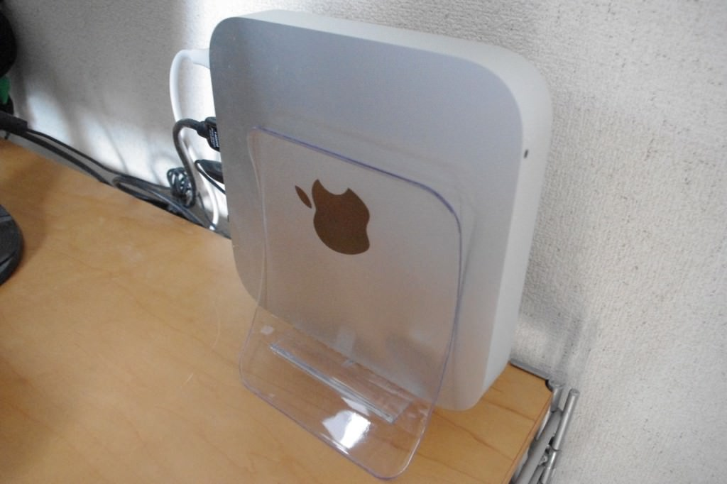 mac mini スタンド