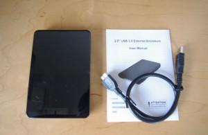 玄人志向 HDDケース USB3.0