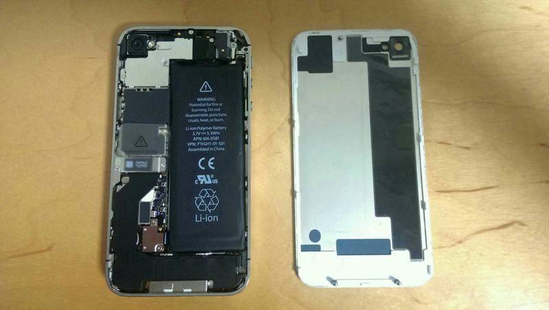 iphone4s バックパネル