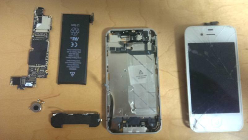 iPhone分解