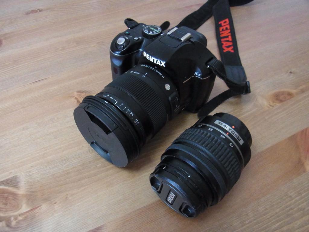 シグマ 17-70mm ペンタックス